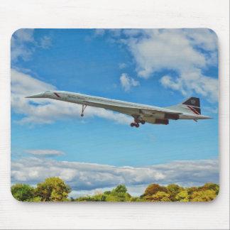 Tapis De Souris Concorde sur des finales