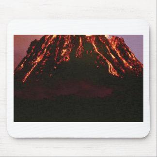 Tapis De Souris cône volcanique de niveau