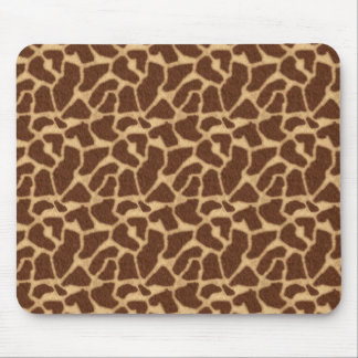 Tapis De Souris Copie de girafe