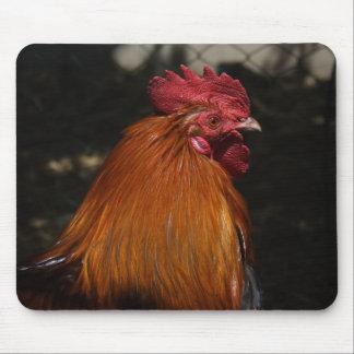 Tapis De Souris Coq rouge
