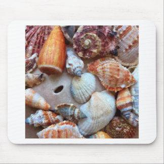 Tapis De Souris Coquillages par le bord de la mer