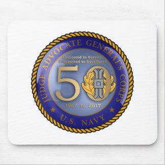 Tapis De Souris Corps cinquantième de POINTE de marine