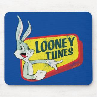 Tapis De Souris Correction LOONEY du ™ TUNES™ de BUGS BUNNY rétro