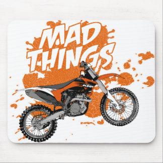 Tapis De Souris Course de moto