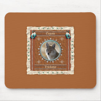 Tapis De Souris Coyote - Filou Mousepad