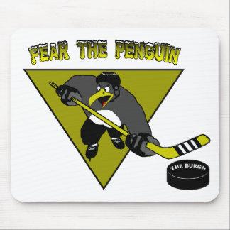 Tapis De Souris Craignez le pingouin Mousepad