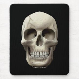 Tapis De Souris Crâne criqué