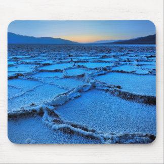 Tapis De Souris crépuscule, Death Valley, la Californie
