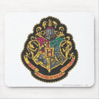 Tapis De Souris Crête de Harry Potter   Hogwarts
