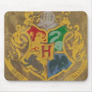 Tapis De Souris Crête rustique de Harry Potter   Hogwarts