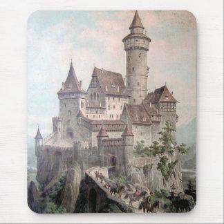 Tapis De Souris Cru - beau vieux château
