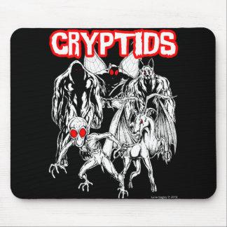 Tapis De Souris Cryptids