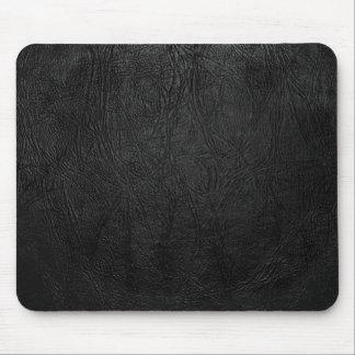 Tapis De Souris Cuir noir de Digitals
