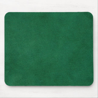 Tapis De Souris Cuir vert