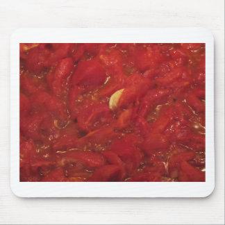 Tapis De Souris Cuisson de la sauce tomate faite maison