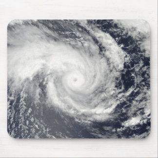 Tapis De Souris Cyclone tropical Edzani dans l'Indien du sud Oce