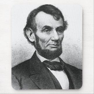 Tapis De Souris Daguerréotype - Abraham Lincoln