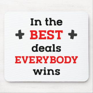 Tapis De Souris Dans les meilleures affaires tout le monde gagne