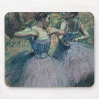 Tapis De Souris Danseurs d'Edgar Degas | dans la violette