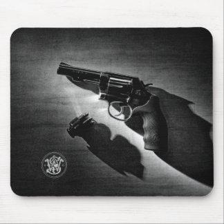 Tapis de souris d'arme à feu