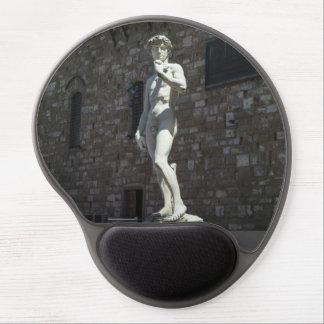 "tapis de souris ""David"" statue"
