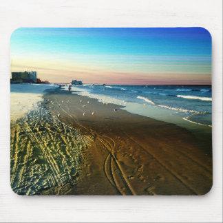 Tapis De Souris Daytona Beach Shoreline et promenade