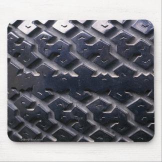 Tapis de souris de bande de roulement de pneu
