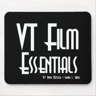 Tapis de souris de bases de film de VT
