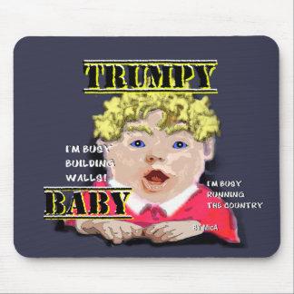 Tapis de souris de bébé d'atout