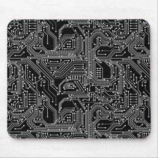 Tapis de souris de carte d'ordinateur