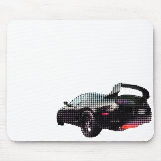 Tapis de souris de conception de Toyota Supra