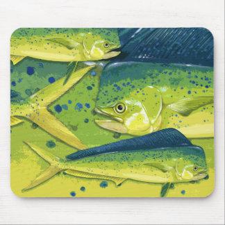 Tapis de souris de Dolphinfish (mahi de mahi)