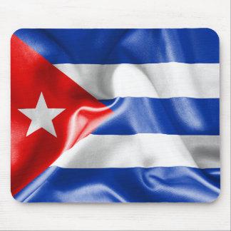 Tapis de souris de drapeau du Cuba