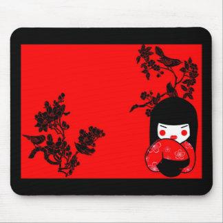 TAPIS DE SOURIS de geisha
