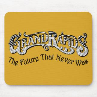 Tapis de souris de Grand Rapids - l'avenir qui