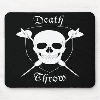 Tapis de souris de jet de la mort