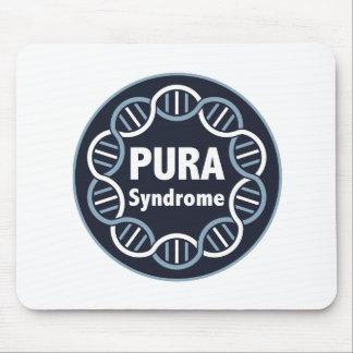 Tapis de souris de logo de PURA