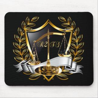 Tapis de souris de logo de R2TG