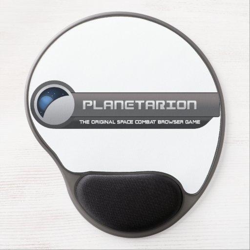 Tapis de souris de luxe de Planetarion Tapis De Souris Avec Gel
