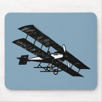 Tapis de souris de machine de vol d'avions d'avion