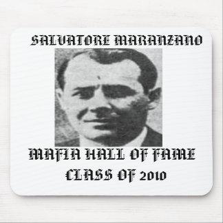 Tapis de souris de Mafia de Salvatore Maranzano