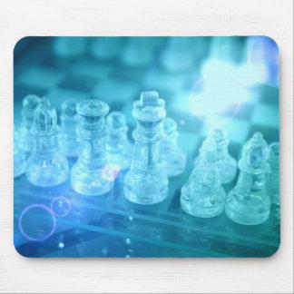Tapis de souris de match d'échecs