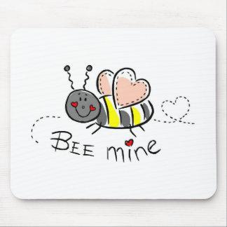 Tapis de souris de mine d'abeille