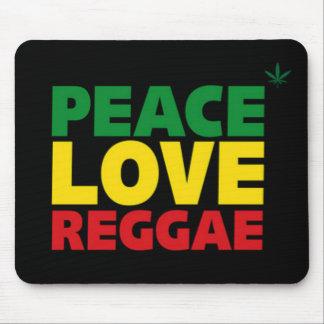 Tapis de souris de reggae