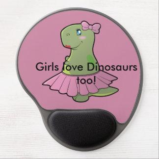 Tapis de souris de T-Rex de dinosaure