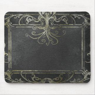 Tapis de souris d'Eldrich (noir et or)