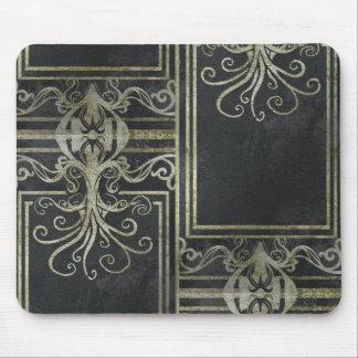 Tapis de souris d'Eldrich (or et noir) Tileing