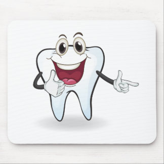 Tapis De Souris dent