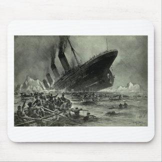 Tapis De Souris Descente titanique