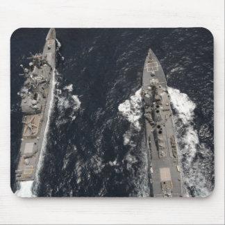 Tapis De Souris Destroyer USS Gridley de missile guidé